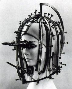 Max Factor's beauty callibrator, 1934