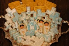 First holy communion cookies | Flickr - Photo Sharing!