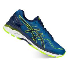 ASICS GEL-Kayano 23 Men's Running Shoes, Size: 9.5, Blue Other