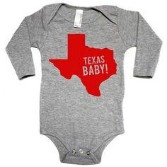 Texas baby