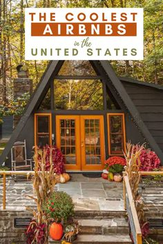 Here are the top 20 coolest vacation rentals in the United States. The coolest airbnb stays in the United States. Best vacation rentals in the USA. Usa Travel Guide, Travel Usa, Travel Tips, Us Destinations, Amazing Destinations, Usa Places To Visit, Travel Inspiration, Travel Ideas, Road Trip Hacks