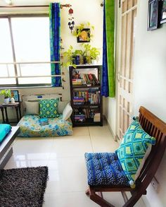 Fabulous Indian Home Decor Ideas - In recent years, ethnic home decor has become increasingly popular when deciding on a theme for decorating. Among the first of the choices in cultural. Indian Room Decor, Indian Bedroom, Ethnic Home Decor, Indian Living Rooms, Home Decor Furniture, Home Decor Bedroom, Diy Room Decor, Living Room Decor, Indian Home Interior