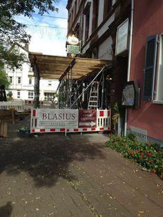 Gaestehaus Blasius: Tag 4 Tag 4   Trierer Str. 12-14 #Merzig 06861 2927  http://www.ratsstube-blasius.de/ http://saar.city/?p=30048