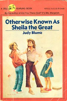 First book I ever read as a young reader. I still read it for old time sake. Otherwise Known as Sheila the Great by Judy Blume