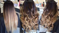 Second time going in! Champagne/platinum blonde balayage ombré by the talented Cheri! She really is an amazing colorist!