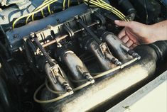 AUTODELTA - finest Alfa Romeo car tuning: GTA 1300 Junior Autodelta engine