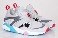 Releasing  Sneaker Freaker x Puma Blaze of Glory  Shark Attack  Pack fcae2a8cc5f