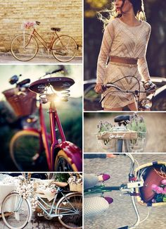 Bikes... We love them. And we love everything about this