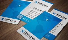 Corporate Business Card CM065 Templates Fully Layered PSD filesFully Customizable and EditableCMYK SettingEasy change color scheme300 DP by annozio