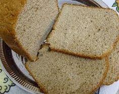 Receitas da Josielza: Pão integral