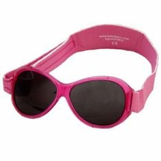 8523bec372de6 Baby Banz Retro Banz Toddler Sunglasses In Flamingo Pink