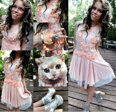 Grav3yardgirl outfit of the day