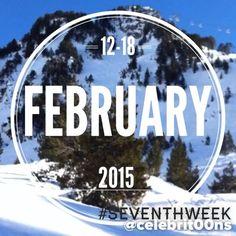 """""""#SeventhWeek #February #Febrero #2015 A partir de vuestros """"Me gusta"""" os dejo, en 15"""", lo que más habéis destacado de la galería, publicado esta última…"""""""