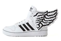 Image of adidas Originals Jeremy Scott 2013 Fall/Winter Footwear Collection