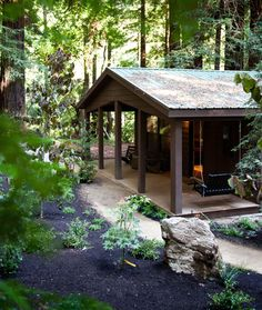 Glen Oaks Big Sur: Redwood Cabin (Forest View Suite) - Where you can find me this wkend.