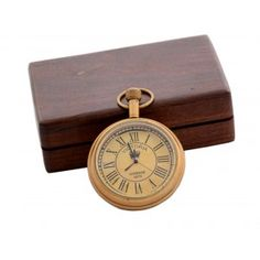 Indigocart Gandhi Watch With Wooden Cover