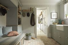 In this historic English country house Sims Hilditch design team took inspiration from the beautiful Victorian tiles that lay on the entrance hall floor. Country Interior Design, Interior Design Services, Interior Ideas, Hall Flooring, British Countryside, Modern Country, Country Life, English Country Houses, English Manor