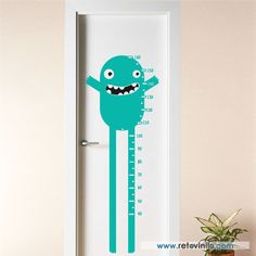 Medidas: 56x150 cm Growth Ruler, Height Chart, Paint Designs, Decorative Accessories, Playroom, Stencils, Kids Room, Diy, Baby Shower