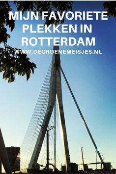 Mijn favoriete plekken in Rotterdam, mijn nieuwe woonplaats, op een rijtje! Leuke adresjes en adressen voor koffie, ontbijt, lunch, dineren, drinken en borrelen. Lees ze allemaal op de blog.