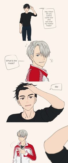 OHOHOHO?¿ || Yuri on Ice ♚