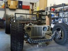 Willy's Rat Rod