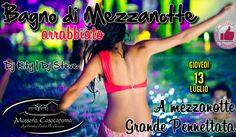 Bagno Di Mezzanotte Arrabbiato @ Masseria Casacapanna http://affariok.blogspot.it/