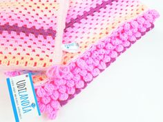 Blanket, Crochet, Diy, Bricolage, Ganchillo, Do It Yourself, Blankets, Cover, Crocheting