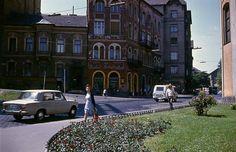 Krisztina körút 1970 táján