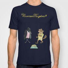 moonrise kingdom T-shirt by christopher-james robert warrington - $18.00