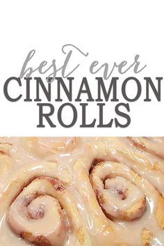 The Best Cinnamon Ro