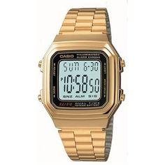 Casio Watch - A178WGA1A (Size: men) - http://www.specialdaysgift.com/casio-watch-a178wga1a-size-men/