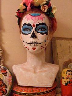 my sugar skull~
