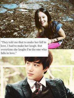 But im the one who falls in love. Kai and Krystal kaistal #jongin #soojung #exo #f(x) cr: megan