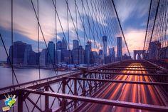 Quelles sont les vues les plus impressionnantes / originales pour immortaliser Manhattan? Découvrez les meilleures vues sur New-York. Immanquable!
