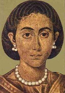 De vrouw die het einde van het Romeinse rijk inluidde