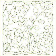 10 Redwork Designs in 3 Sizes: and Jacobean Embroidery, Sashiko Embroidery, Hand Embroidery Designs, Embroidery Stitches, Wool Applique, Applique Patterns, Embroidery Applique, Quilt Patterns, Applique Ideas