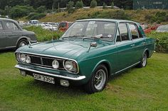 Ford Cortina Mk2 1600E. The must have car for new drivers in the late 1970s