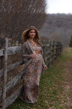 maternity fall look