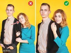 10 dicas que transformam qualquer casal em estrelas de Hollywood nas fotos