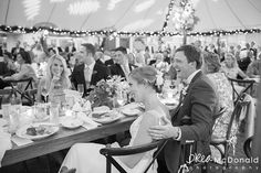 Moultonborough, New Hampshire wedding photographed by New England Wedding photographer Brea McDonald Photography. Rehearsal dinner and Ceremony at a gorgeous wooded private residence on the lake and reception to follow at Bald Peak Colony Club.
