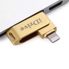 32GB 8Pin iDrive USB 2.0 Flash Memory Drive #jewelry, #women, #men, #hats, #watches, #belts