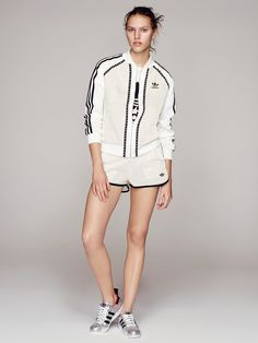 #AdidasOriginals x @Topshop capsule collection #sportwear #senakers