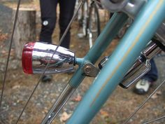 Rene Herse taillight detail by somervillebikes, via Flickr