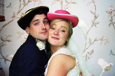 Vintage backgrounds with CheeseBox to match your wedding style.
