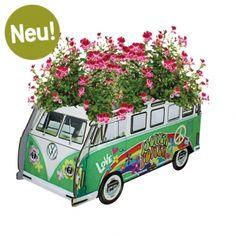 Werkhaus Shop - Blumenkasten VW T1 - Mittel