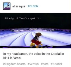 that could be true because kh bbb Sora talks to Ven during the beginning