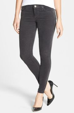 KUT from the Kloth Women's Diana Stretch Corduroy Skinny Pants