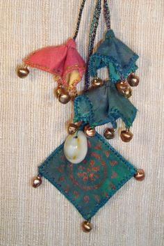 """Textile Butterfly: """"Stitching Magic"""""""