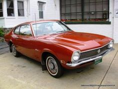 American Auto Transporters Here is how we do it. #LGMSports move it with http://LGMSports.com 1970 Ford Maverick.