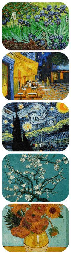 Vincent Van Gogh - overstockArt.com